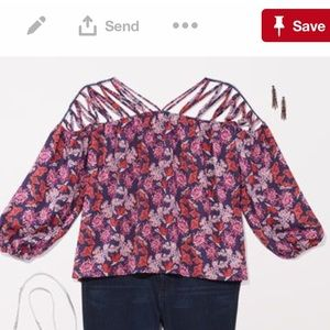 Tops - ISO  I want to buy this shirt! Size 18-22w